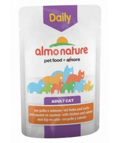 Almo Nature Daily per Gatto Adult in Busta da 70 gr