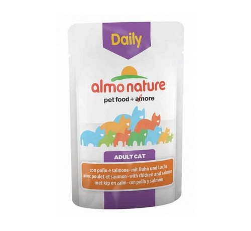 Almo Nature Gatto Daily Buste 70 gr
