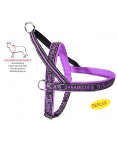 Camon Dynamic Dog Pettorina Viola per Cani da 45 cm