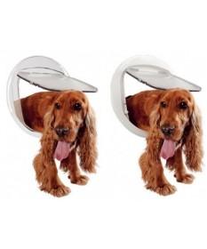 Camon In&Out Porta Basculante per Cani