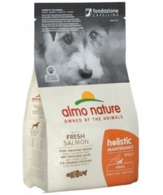 Almo Nature Cane Holistic Small Adult con Salmone e Riso