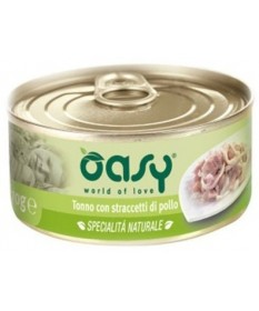 Oasy Natural per Gatto da 70g