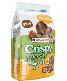 Versele Laga Crispy Muesli Hamsters & Co per Criceti da 1 Kg