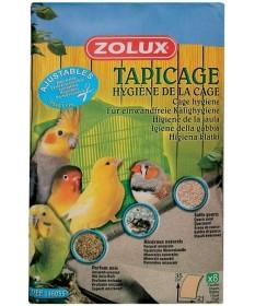 Zolux Tappeto Tapicage per Uccelli da 35x21 cm