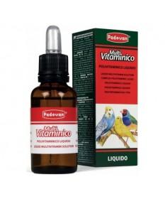 Padovan Multivitaminico Liquido per Uccelli da 30 ml