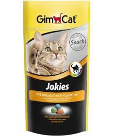 Gimborn Gimcat Jokies con Leccornie e Vit. B per Gatti da 40 gr