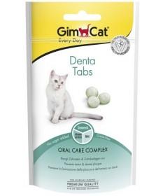 Gimborn Gimcat Denta Tabs Oral Care Complex per Gatti da 40 gr