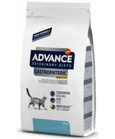 Advance Veterinary Diets Affinity Gastroenteric Sensitive per Gatti da 1,5 kg