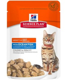 Hill's Science Plan Optimal Care per Gatto Adult da 85g