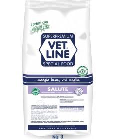 VetLine Special Food Salute con Cervo per Cani da 3 kg