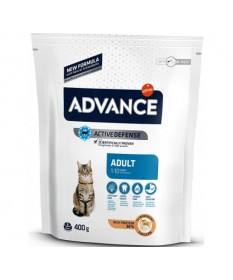 Advance Affinity Active Defense Adult 1-10 anni con Pollo e Riso per Gatti da 400 gr