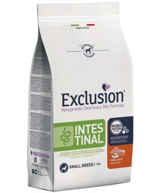 Exclusion Diet Intestinal per Cane Small Breed con Maiale e Riso