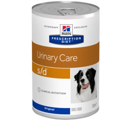 Hill's Prescription Diet s/d Cane umido da 370 gr