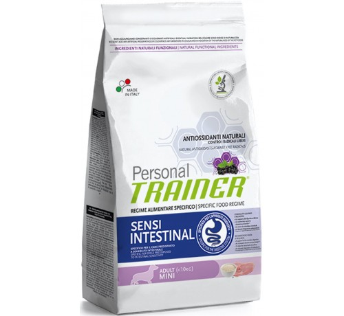 Trainer Personal Cane Secco Adult Mini Sensintestinal