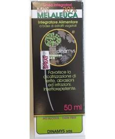 Dynamis Mys Melaleuca 20% con Estratti Vegetali per Cani da 50 ml