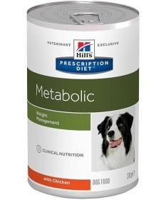 Hill's Prescription Diet Metabolic per Cane da 370 gr