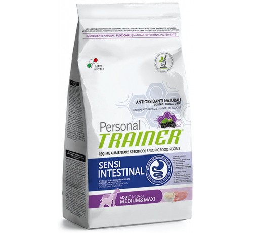 Trainer Personal Cane Secco Adult Medium/Maxi Sensintestinal