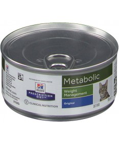 Hill's Prescription Diet Metabolic per Gatto da 156 gr
