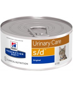 Hill's Prescription Diet s/d per Gatto da 156 gr