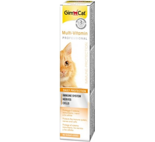 Gimborn Gimcat Multi-Vitamin Professional per Gatti
