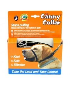 Canny Collar Tg. 2 Nero per Cani Ribelli