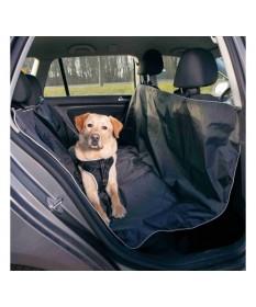 Trixie Coprisedile Auto 145x160 cm Nero per Cani