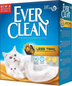 Ever Clean New Gatto Less Trail Assorbente