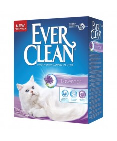 Ever Clean New Gatto Lavander