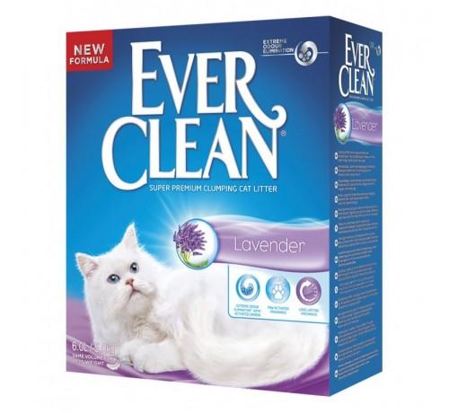 Ever Clean New Gatto Lavander
