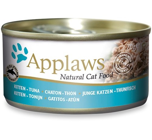Applaws Kitten Gatto Umido Lattina da 70 gr