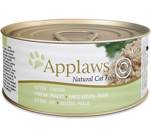 Applaws Kitten Gatto Umido Lattina da 70 gr