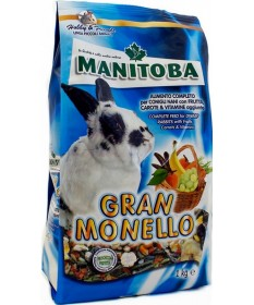 Manitoba Gran Monello per Conigli Nani da 1 Kg