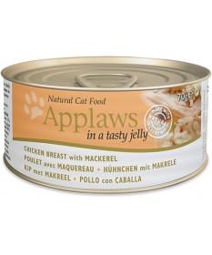 Applaws Cat Jelly Gatto Umido Lattina da 70 gr
