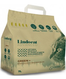 Lindocat Advanced Green+ per Gatti da 7L