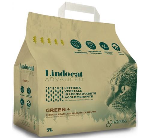 Lindocat Advanced Green+ per Gatti da 7L