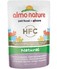 Almo Nature Natural per Gatto da 55 gr