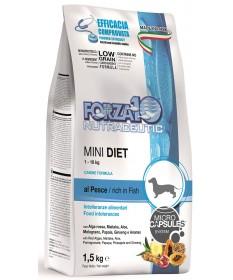 Forza10 Dietper Cane Mini con Pesce