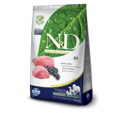 Farmina N&D Adult Medium Cane Secco da 800 gr
