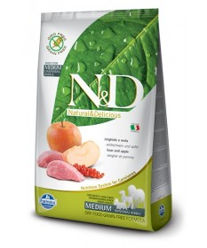 Farmina N&D Adult Medium Cane Secco da 2,5 Kg