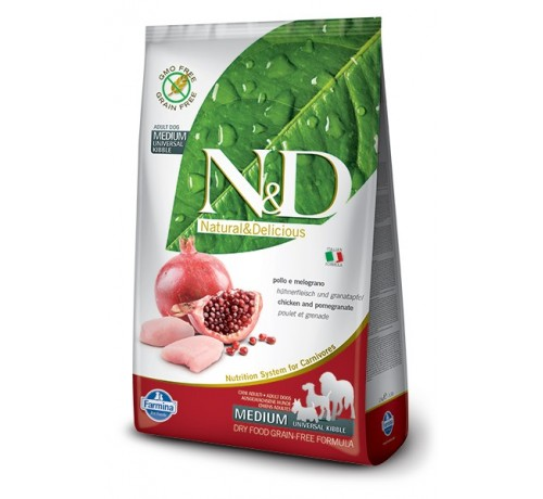 Farmina N&D Adult Medium Cane Secco da 12 Kg