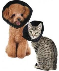 Croci Collare Elisabetta Protettivo Comfort S per Cani e Gatti da 14 cm