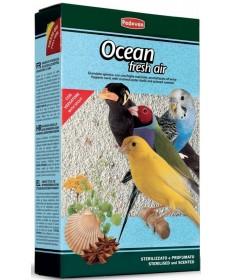 Padovan Ocean Fresh Air Sterilizzato e Profumato per Uccelli da 1 kg