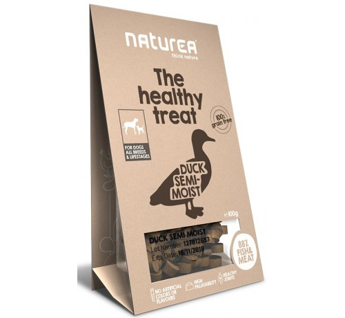 Naturea Grain Free Treat Cane Snack da 100gr