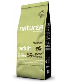 Naturea Grain Free Natural per Cane Adult da 2kg