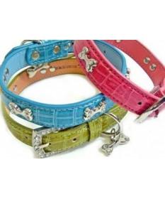Luxo Collare 2,5 x 62 cm per Cani