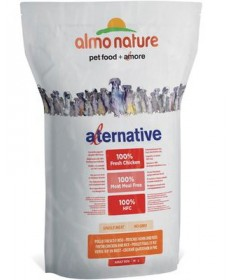 Almo Nature Alternative M-L Pollo Fresco e Riso