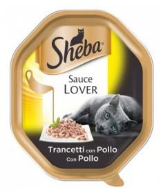 Sheba Sauce Loversper Gatto da 85 gr