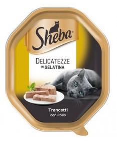 Sheba Delicattezze in Gelatinaper Gatto da 85 gr