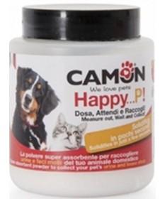 Camon Happy…P! Super Assorbente per Cani e Gatti da 100 gr
