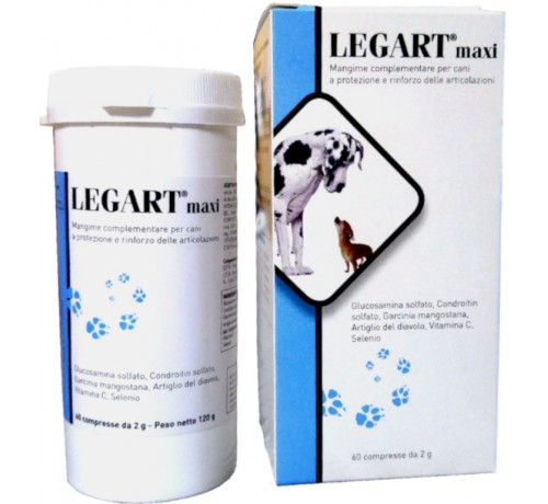 INTEGRATORE per ARTICOLAZIONI Cani E Gatti 30 CPR LEGART